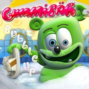 Gummib 228 R Bubble Up Single Gummybear International Inc