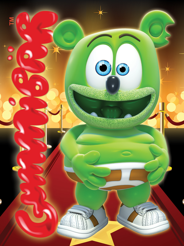 Gummibr Poster Gummybear International Inc